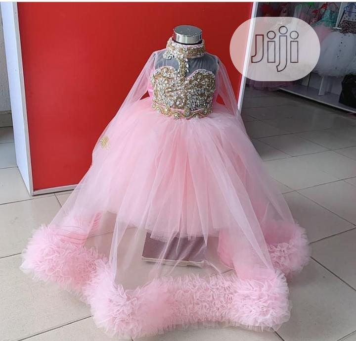 Girls Balldress Available | Children's Clothing for sale in Lagos Island, Lagos State, Nigeria