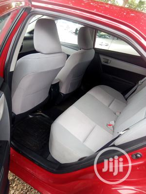 Toyota Corolla 2014 Red | Cars for sale in Abuja (FCT) State, Gwarinpa