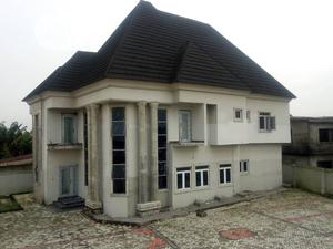 5 Bedroom Duplex For Sale At Airport Rd, Warri | Houses & Apartments For Sale for sale in Delta State, Uvwie