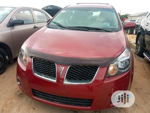 Pontiac Vibe 2009 2.4 4WD Red | Cars for sale in Lagos State, Amuwo-Odofin