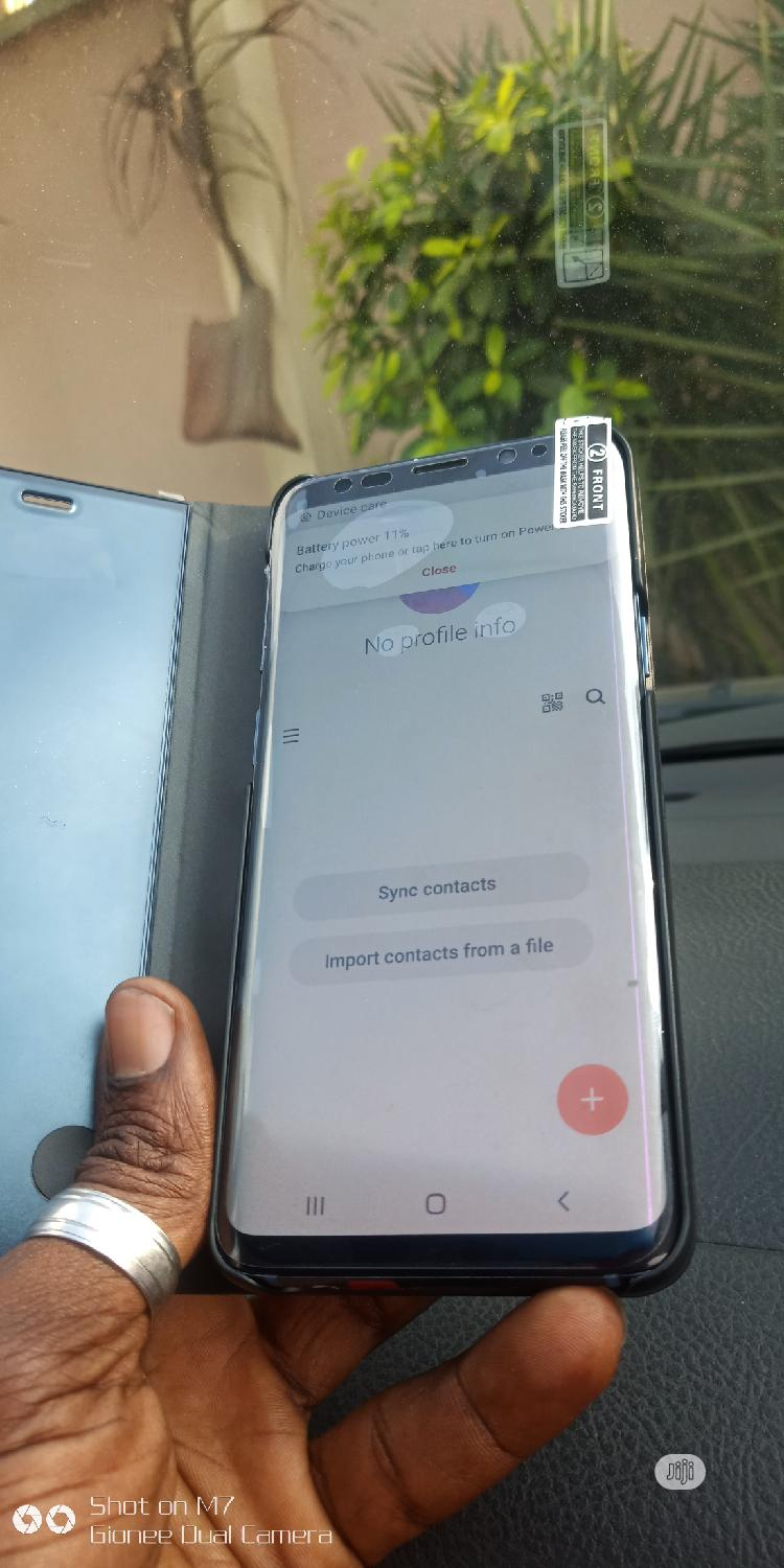 Samsung Galaxy S9 64 GB Blue | Mobile Phones for sale in Ikeja, Lagos State, Nigeria
