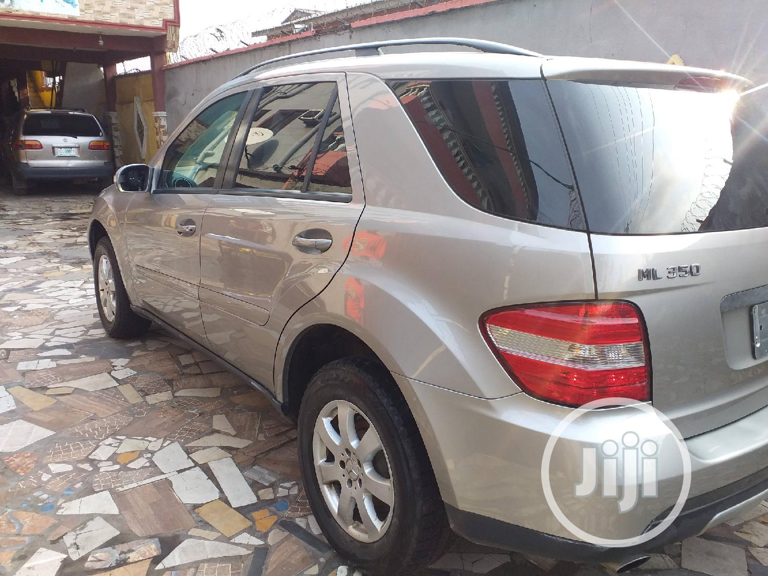 Mercedes-Benz M Class 2008 Silver | Cars for sale in Apapa, Lagos State, Nigeria