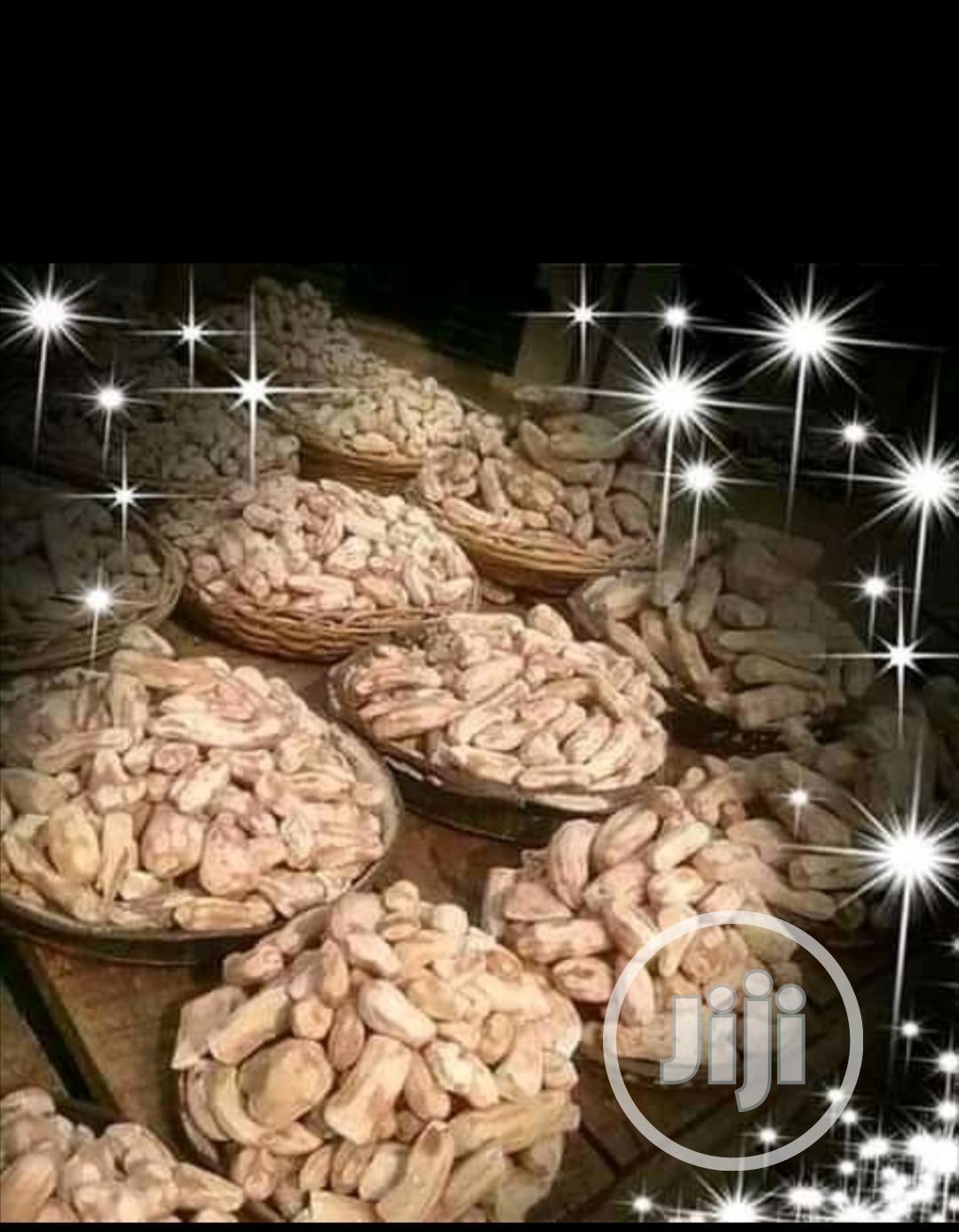 Free Delivery Elubo Ikokoro(Yam Flour) From Kaima