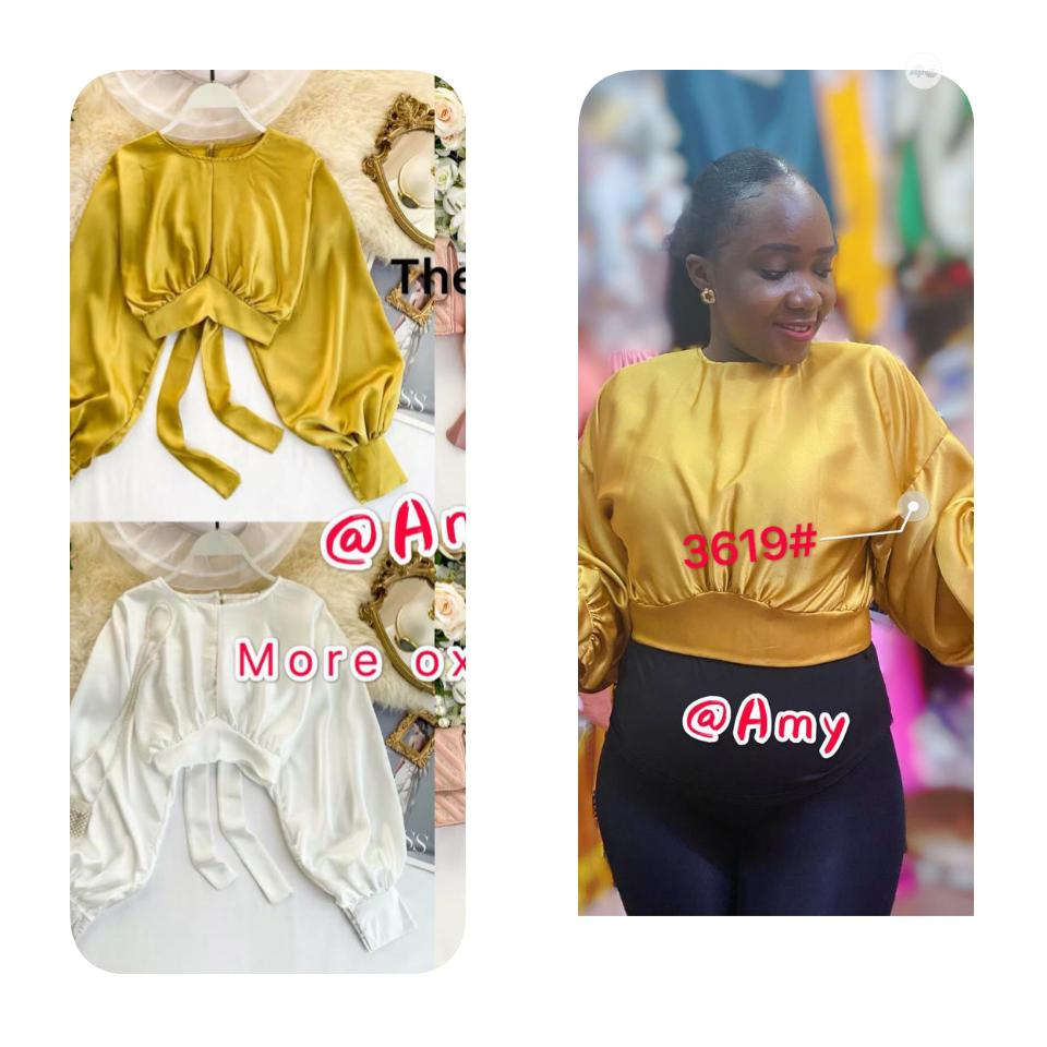 Archive: High Quality Female Tops