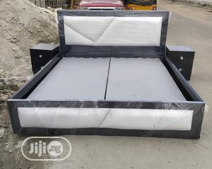 6ft*6ft Modern Bedframe   Furniture for sale in Lagos State, Isolo