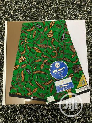 Original Quality Ankara Cotton Fabric 6 Yard | Clothing for sale in Lagos State, Lagos Island (Eko)
