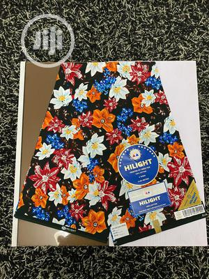 New Original Quality Ankara 6 Yards 100% Cotton | Clothing for sale in Lagos State, Ojo