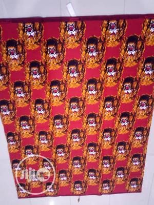 New Original 100% Cotton Fabric 6 Yards | Clothing for sale in Lagos State, Ojo