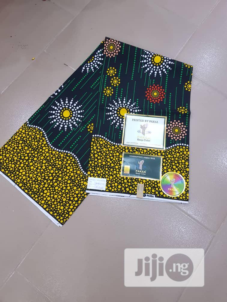 New 100% Ankara Fabrics