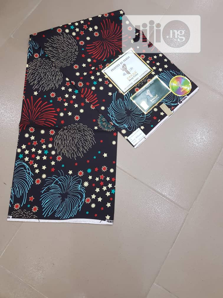 New Quality 100% Cotton Ankara Fabric   Clothing for sale in Ojo, Lagos State, Nigeria