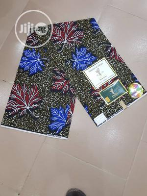 100% Cotton Ankara Fabric 6 Yards | Clothing for sale in Lagos State, Ojo