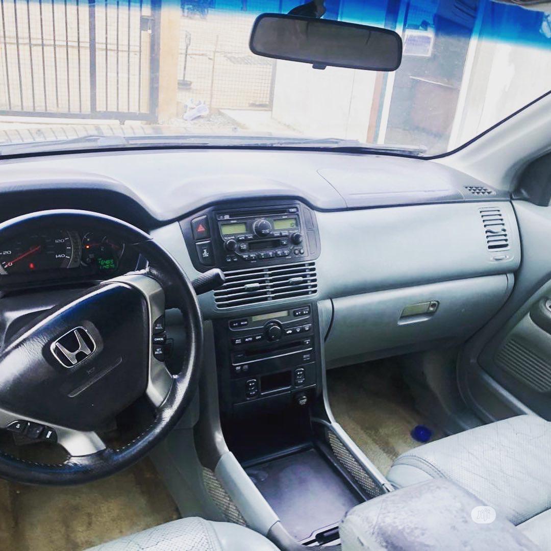 Honda Pilot 2005 Gray | Cars for sale in Yaba, Lagos State, Nigeria