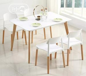 Super Quality Restaurant/Dinning Table With 4 Chairs   Furniture for sale in Lagos State, Ojo