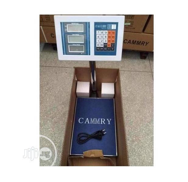 Cammry 100kg Digital Scale