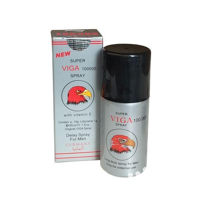 Viga Delay Ejaculation Spray (1st Round Last Up To 45min)