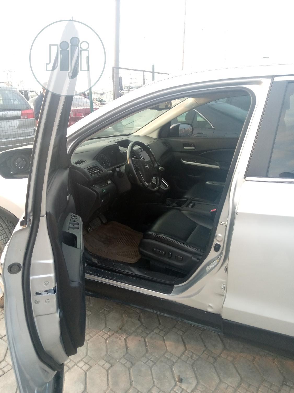 Honda CR-V 2012 Silver | Cars for sale in Ibeju, Lagos State, Nigeria