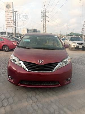 Toyota Sienna 2014 Red | Cars for sale in Lagos State, Victoria Island