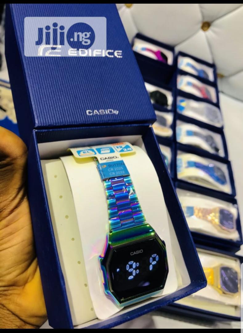 Casio Smart Touch Watch