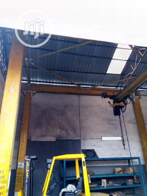 3 Tons Electric Hoist For Sale | Manufacturing Equipment for sale in Rivers State, Port-Harcourt