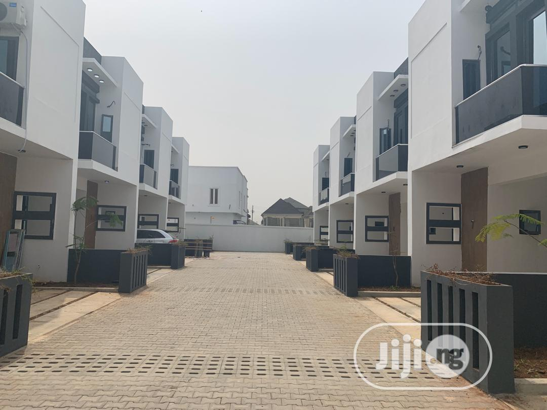 Spacious 4bedroom Terrace Duplex With 5years Payment Plan | Houses & Apartments For Sale for sale in Lekki, Lagos State, Nigeria