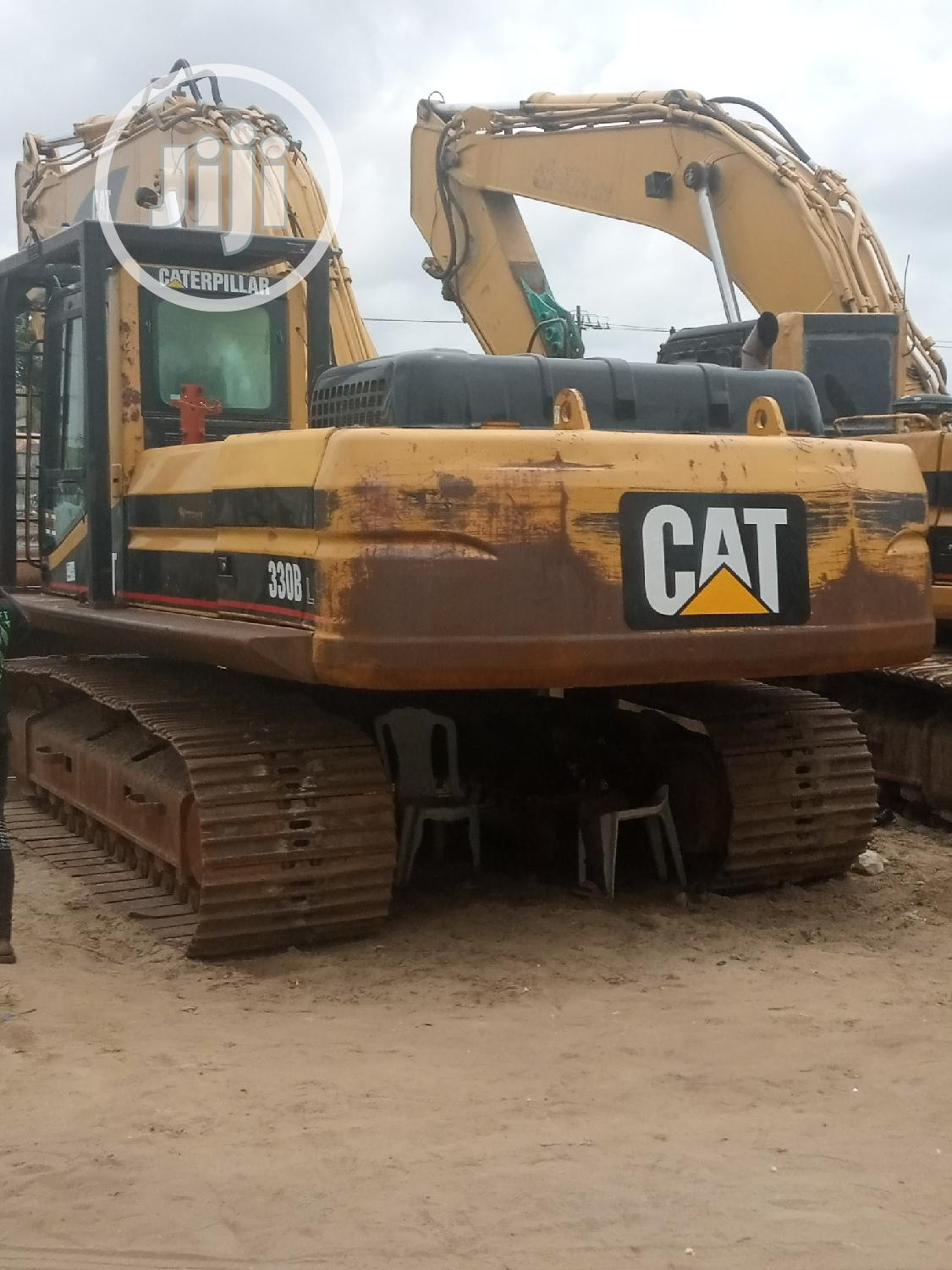 Excavator 330BL Selling   Heavy Equipment for sale in Ikoyi, Lagos State, Nigeria