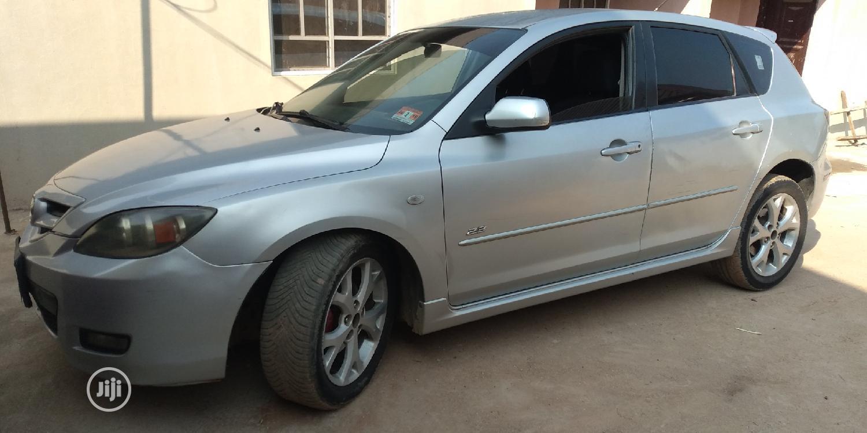 Mazda 3 2009 2.0i Sport Silver | Cars for sale in Wuse 2, Abuja (FCT) State, Nigeria