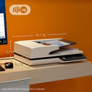 HP Scanjet PRO 3500 F1 Flatbed Scanner (L2741A) | Printers & Scanners for sale in Lagos State, Lagos Island (Eko)