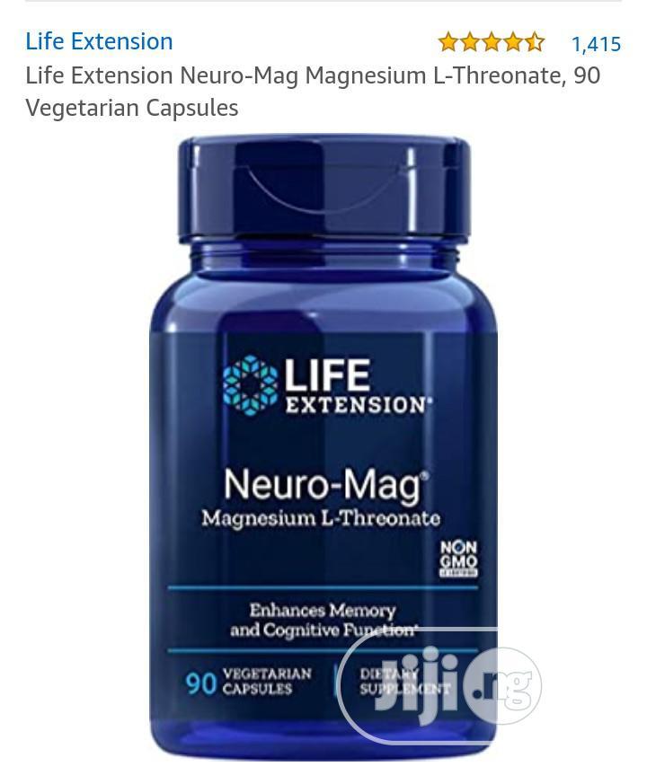 Archive: Magnesium (Magnesium L-Threonate)