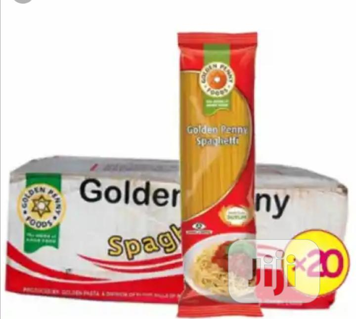 Golden Penny Spaghetti | Meals & Drinks for sale in Yaba, Lagos State, Nigeria