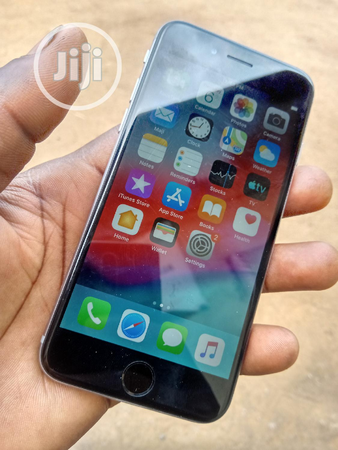Apple iPhone 6 64 GB Gray | Mobile Phones for sale in Ikeja, Lagos State, Nigeria