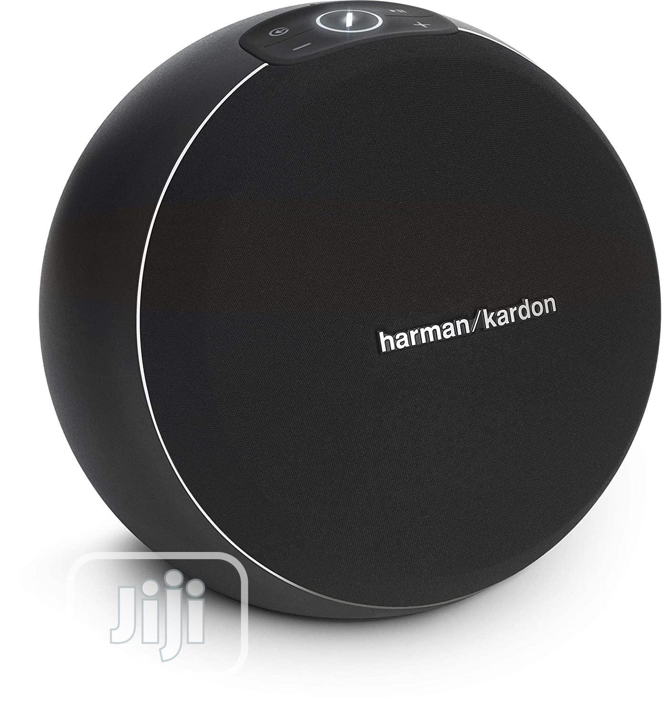 Harman Kardon Omni 10 Wireless HD Speaker -Black