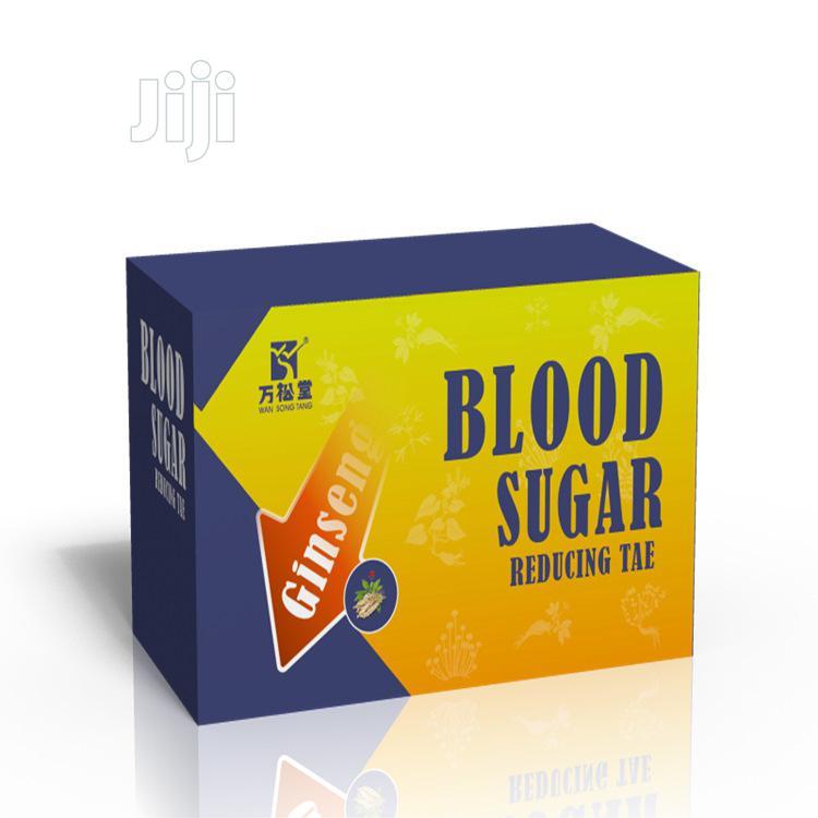 Blood Sugar Reduce Tea   Vitamins & Supplements for sale in Surulere, Lagos State, Nigeria