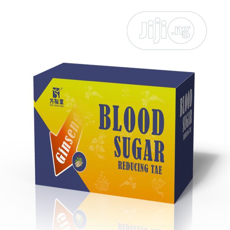 Blood Sugar Reduce Tea