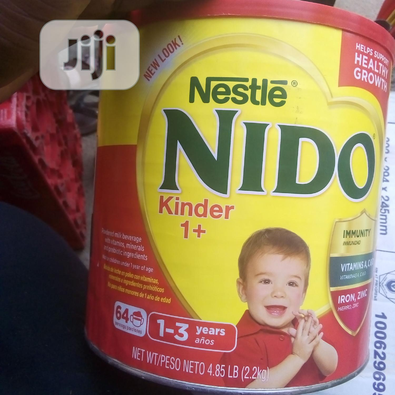 Nido Toddler Milk
