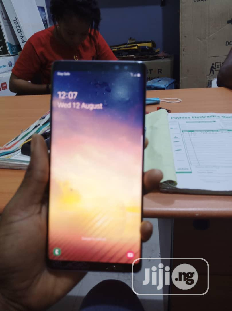 Samsung Galaxy Note 8 64 GB Gray | Mobile Phones for sale in Wuse, Abuja (FCT) State, Nigeria