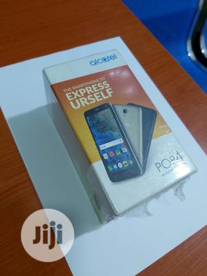 New Alcatel Pop 4 8 GB Gray | Mobile Phones for sale in Lagos State, Ikeja