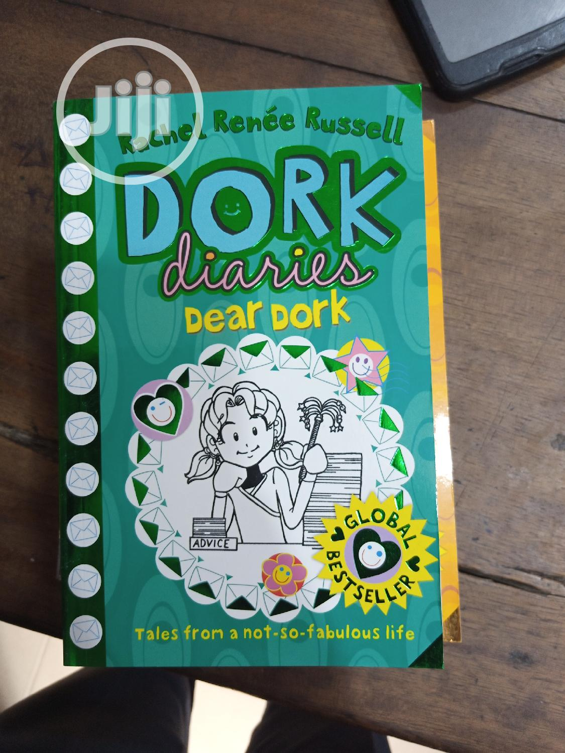 Dairy of Wimpy Kid and Docks Dairy | Books & Games for sale in Yaba, Lagos State, Nigeria