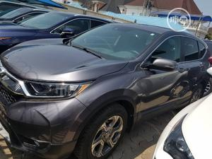 Honda CR-V EX-L AWD 2019 Gray | Cars for sale in Lagos State, Amuwo-Odofin