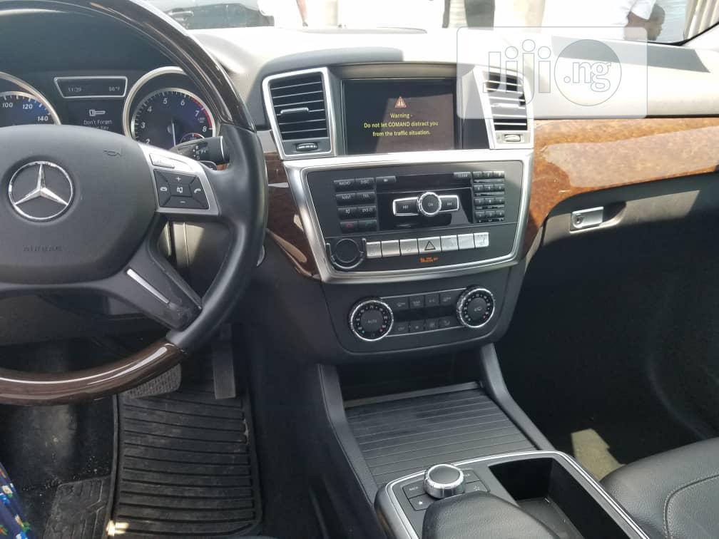 Mercedes-Benz M Class 2012 Black   Cars for sale in Amuwo-Odofin, Lagos State, Nigeria