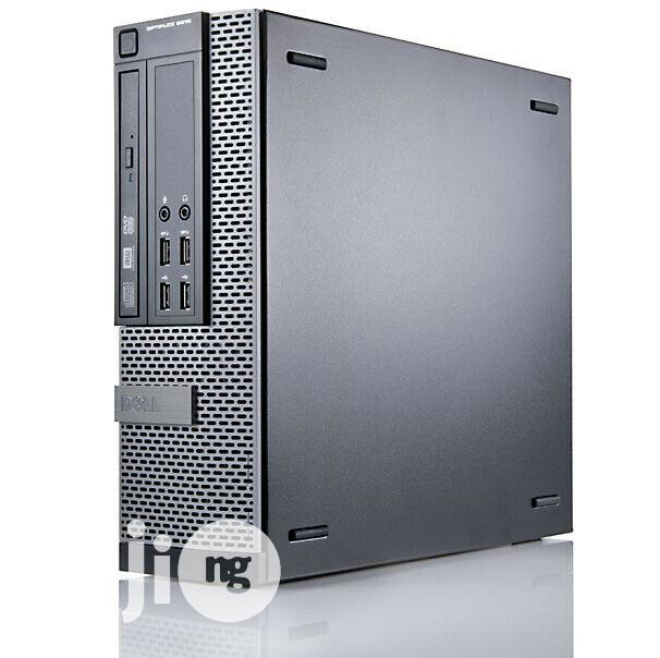 New Desktop Computer Dell 4GB Intel Core i5 HDD 500GB   Laptops & Computers for sale in Ikeja, Lagos State, Nigeria