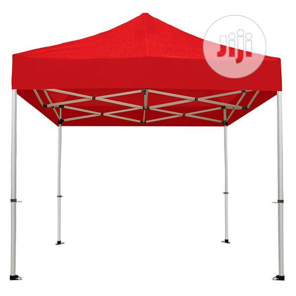 Red 3M X 3M Gazebo Tent In Ikeja