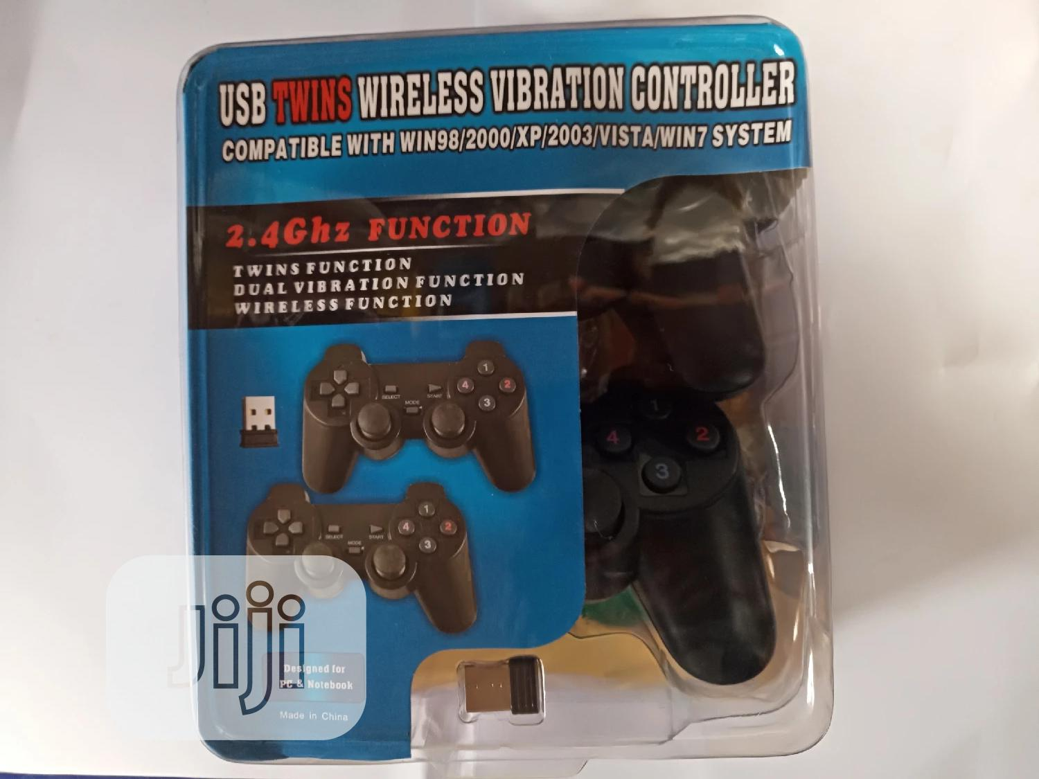 Archive: Double Wireless Pc Game Pad