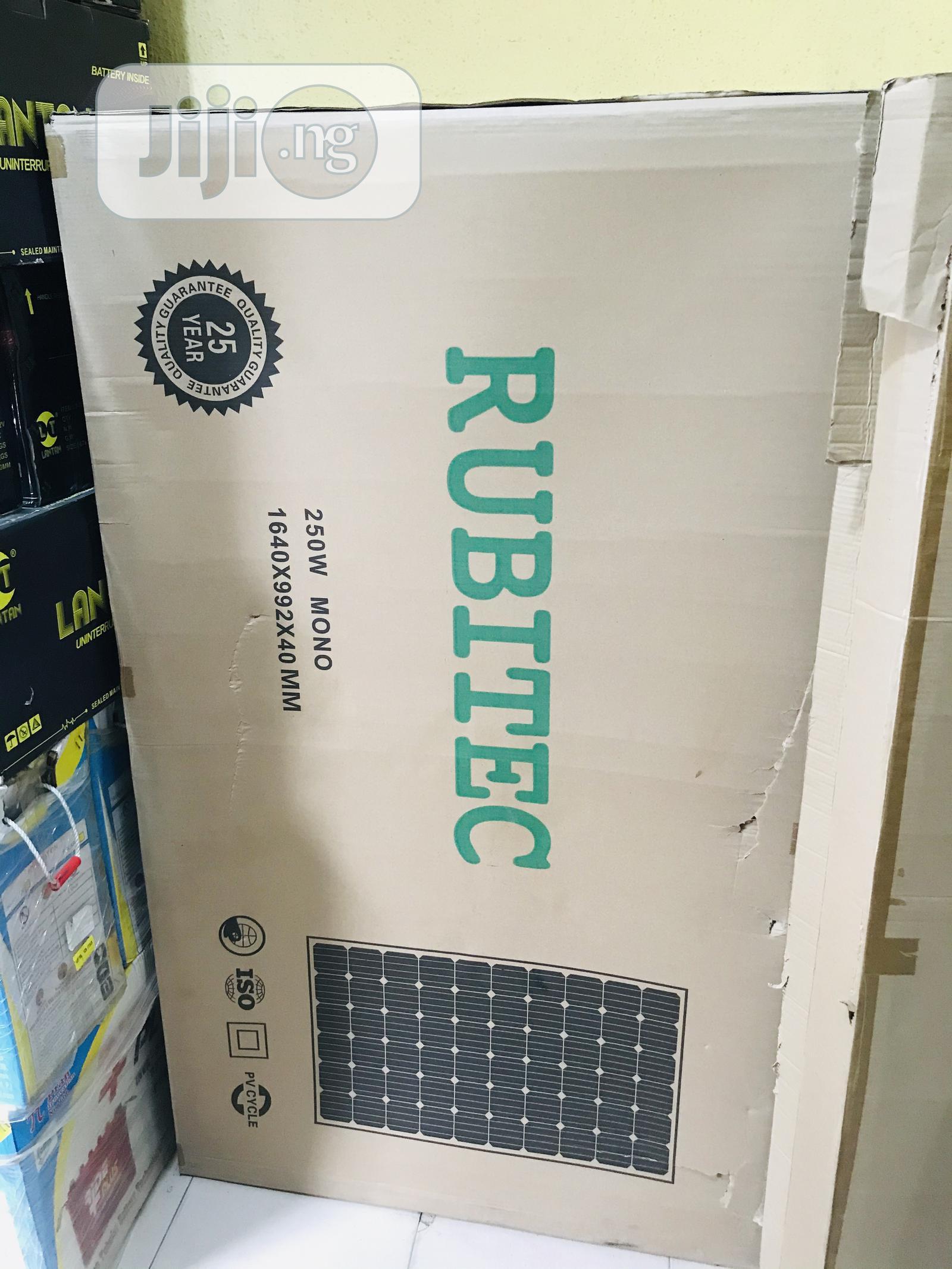 270watts Solar Panel Mono