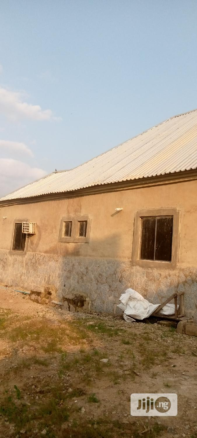 2bedroom Det.Bungalow With Empty Land For Bq @ Arab Rd Kubwa