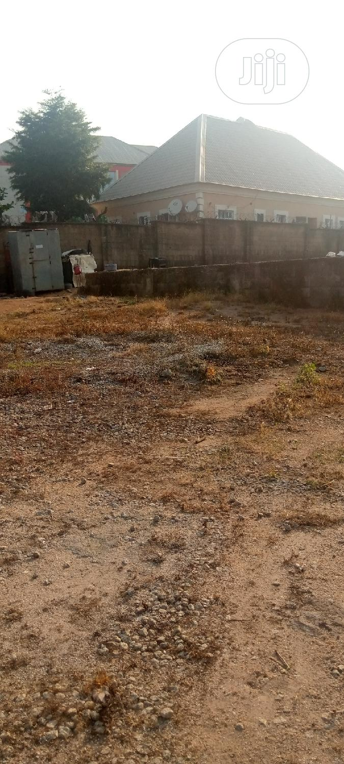 2bedroom Det.Bungalow With Empty Land For Bq @ Arab Rd Kubwa | Houses & Apartments For Sale for sale in Kubwa, Abuja (FCT) State, Nigeria