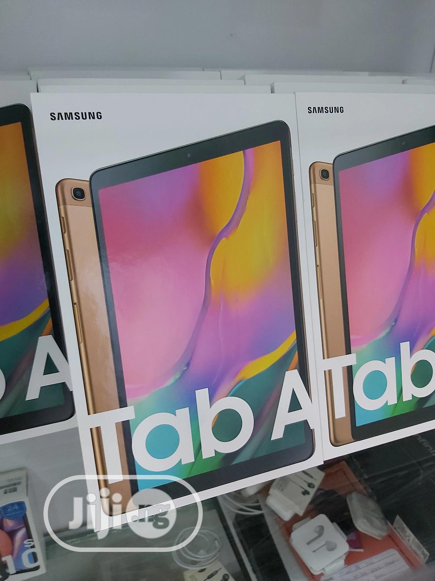 New Samsung Galaxy Tab A 10.1 32 GB | Tablets for sale in Ikeja, Lagos State, Nigeria