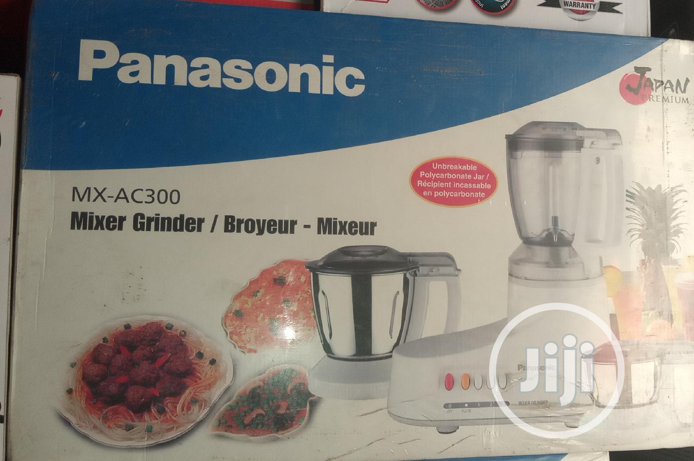 Panasonic Mixer Grinder MC-AC300