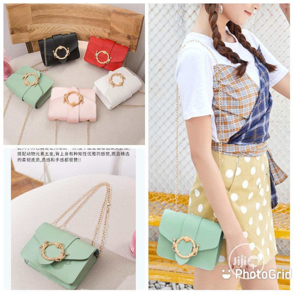 Archive: Mini Bags With Hand Chain