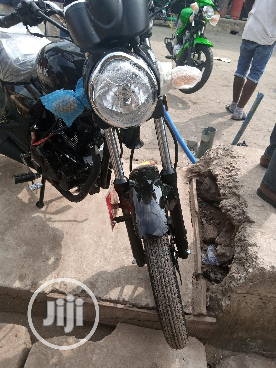 New Qlink X-ranger 200 2020 Black | Motorcycles & Scooters for sale in Yaba, Lagos State, Nigeria