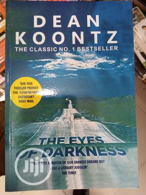 The Eyes Of Darkness By Dean Koontz   Books & Games for sale in Lagos State, Yaba